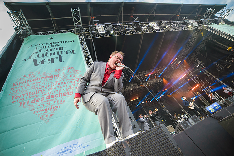 Cabaret Vert St Paul & The Broken Bones