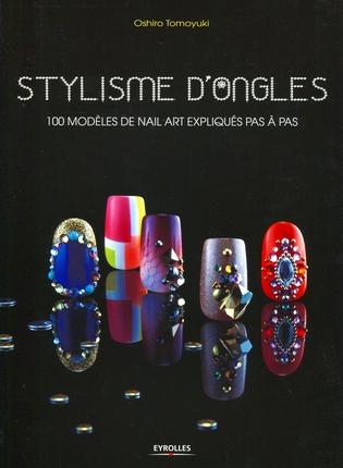 Eyrolles : Stylisme d'Ongles Oshiro Tomoyuki