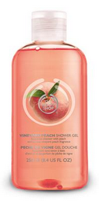 The Body Shop : Gel Douche Pêche de Vigne