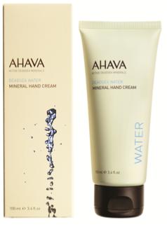 Ahava : Crème Minérale Main / Un allié contre le froid