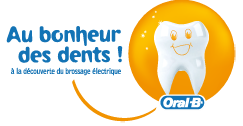 Oral B Au Bonheur des Dents
