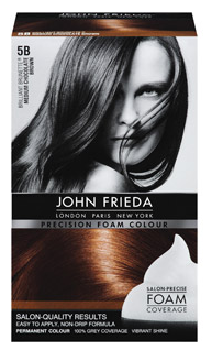 John Frieda Precision Foam Colour 5B
