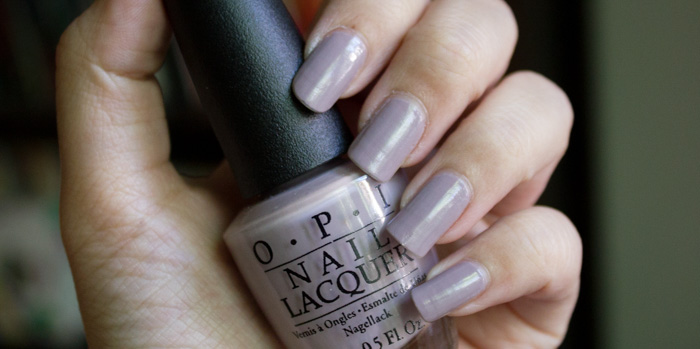 OPI : Taupe-Less Beach - Collection Brazil