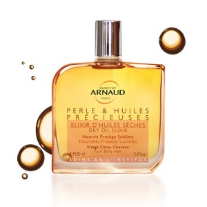 Perle & Huiles Précieuses Elixir d'huiles sèches