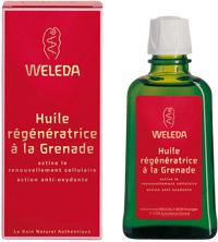 Weleda Huile régénératrice à la grenade