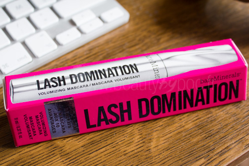 bareMinerals : Lash Domination Mascara Volumisant