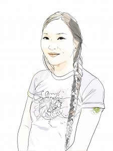 Illustration Yves Rocher Beauty by poc