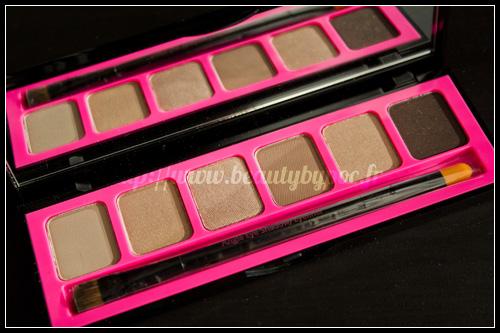 Bobbi Brown Ultra Nude Eye Palette Neons & Nudes Printemps 2012