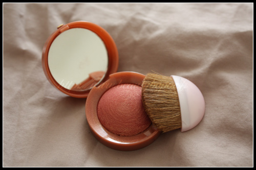 Bourjois Blush n°22 Tomette d'or Paris Barock Automne 2010