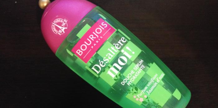 Bourjois : Douche Sérum Hydratante Désaltère moi !