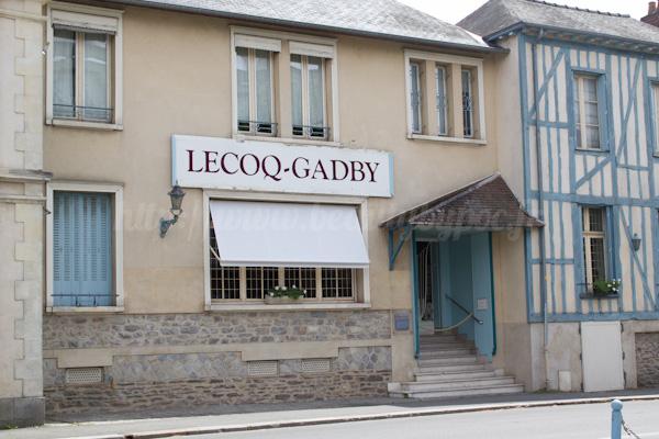 LeCoq Gadby - Rennes