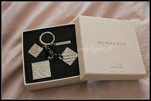 Burberry Lip Charm