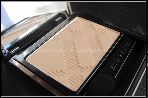 Burberry Sheer Eye Shadow N°02 Trench