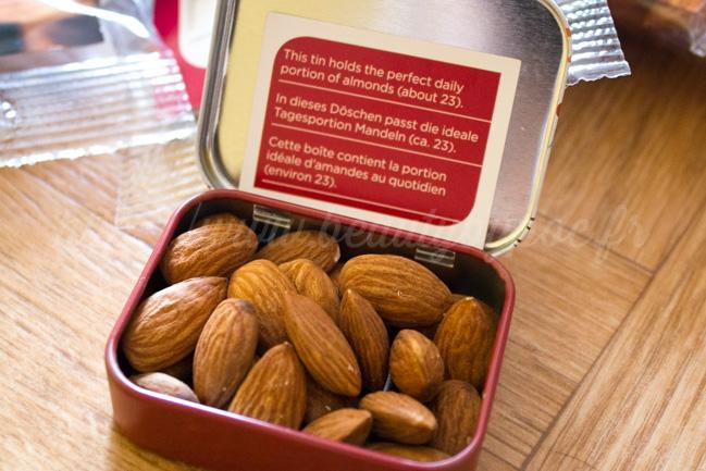 California Almonds vous accompagne pour votre rentrée !