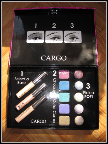 Cargo Dare To Play Eye Kit