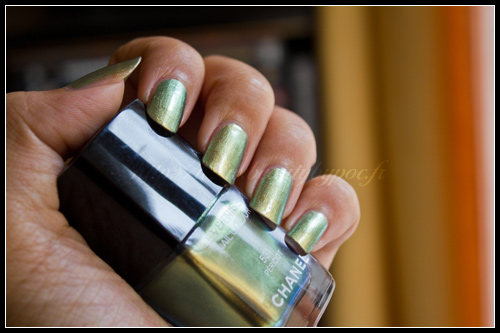 CHANEL 531 Péridot - Illusions d'Ombres - Automne 2011
