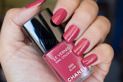 CHANEL : #589 Elixir - Superstition / Automne 2013