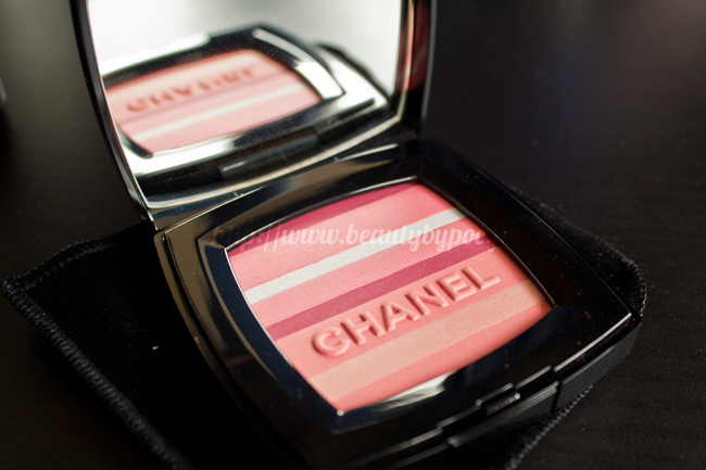 Chanel : Blush Horizon / Les Harmonies de Printemps - Printemps 2012