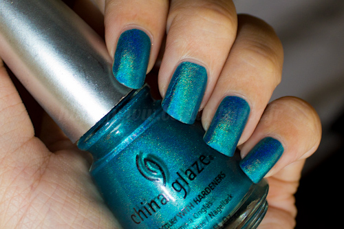 China Glaze : DV8 - Collection OMG
