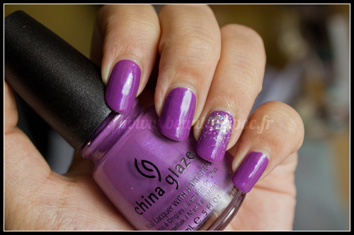 China Glaze : Gothic Lolita & Techno / Electropop - Printemps 2012