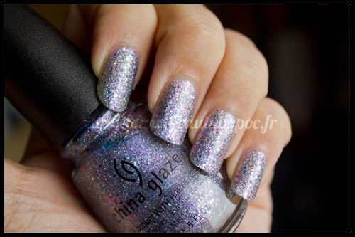 China Glaze : Prism - Prismatic Chroma Glitters / Printemps 2012