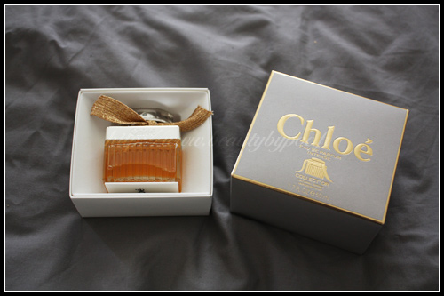Chloé Intense Collect'Or
