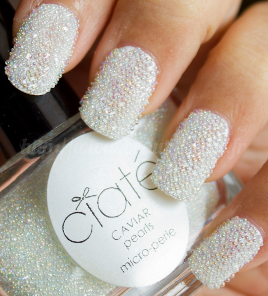 Ciate Caviar Nails: Ciaté : Caviar Manicure Set Mother Of Pearl