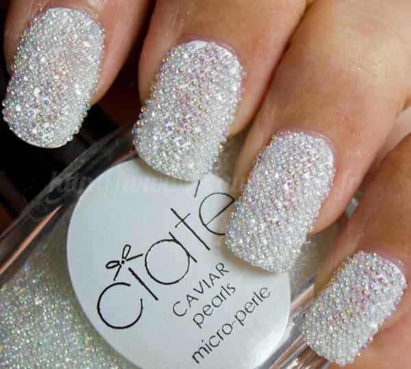 Ciate Caviar Pearls: Ciaté : Caviar Manicure Set Mother Of Pearl
