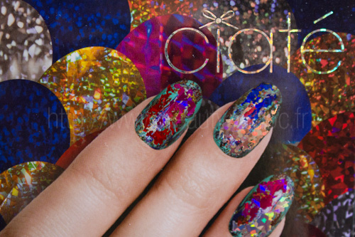 Ciaté : Very Colourfoil Manicure Set Kaleidoscopic Klash