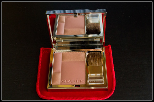 Clarins Blush Prodige Neo Pastels Spring 2011 06 Spiced Mocha