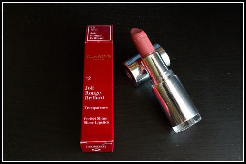 Clarins Joli Rouge Brillant 12 Litchi