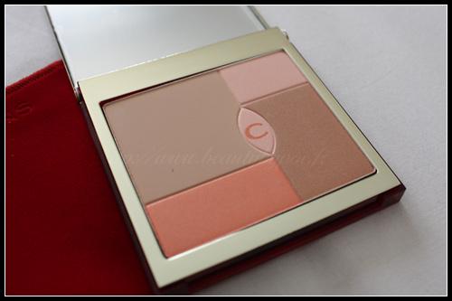 Clarins Palette Prodige Poudre Teint & Blush Automne 2010
