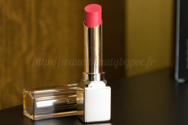 Clarins : Rouge Eclat 04 Tropical pink