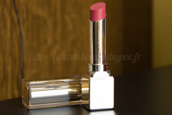 Clarins : Rouge Eclat 05 Pink Berry