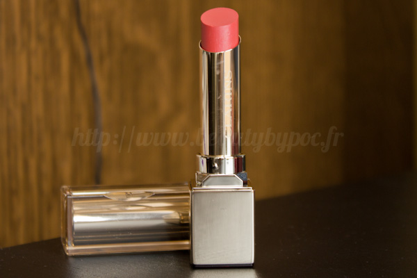 Clarins : Rouge Eclat 08 Coral Pink