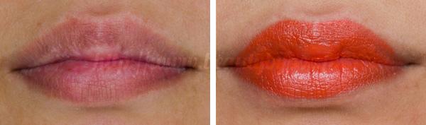 Clarins : Rouge Eclat 09 Juicy Clementine