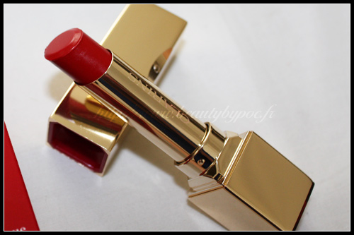 Clarins Rouge Prodige 120 Fusion Red Fall 2010