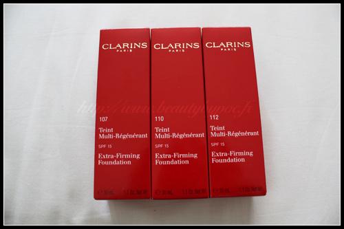 Clarins Teint Multi Régénérant SPF15