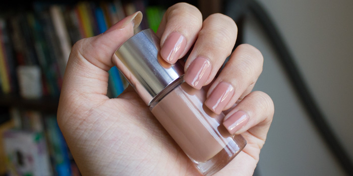 Clinique : #29 Pajama Party - A different nail enamel / Nude