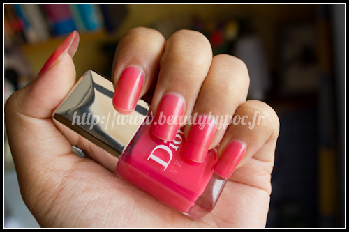 Dior : #178 Cosmo - Vernis Gloss / Summer Mix - Eté 2012