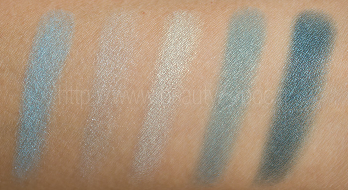 Dior : 5 Couleurs 374 Blue Lagoon - Bird of Paradise / Et 2013