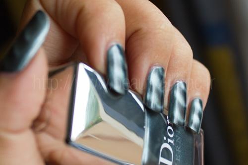 Dior : #802 Mystic Magnetics - Mystic Metallics / Automne 2013