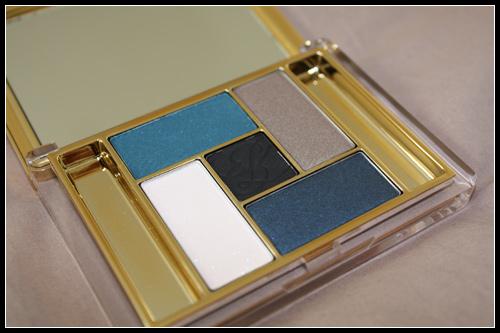 Estée Lauder Palette Blue Dahlia par Tom Pecheux Automne 2010