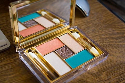 Estée Lauder : Palette Yeux Pure Color Bronze Goddess / Eté 2013 - Une petite pépite !