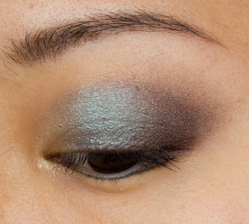 Make-up #78 : Estée Lauder Bronze Sands - Bronze Goddess Capri