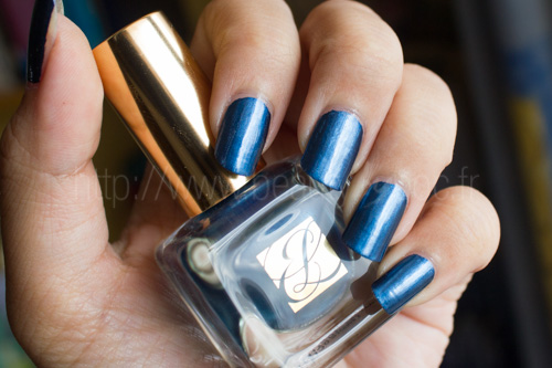 Estée Lauder : Midnight Metal - The Metallics / Automne 2013