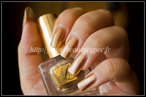 Estée Lauder : Nouveau Riche / Collection Metal Mania