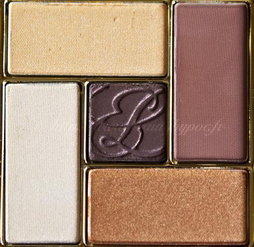 Estée Lauder Palette Pure Color Ombres à Paupières Cinq Couleurs Bronze Dunes