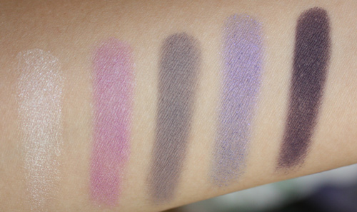 Estée Lauder Palette Surreal Violet Collection Blue Dahlia Automne 2010