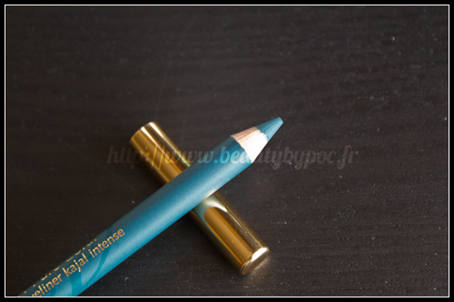 Estée Lauder Pure Color Eyeliner Kajal Intense 06 Electric Teal Pure Color Cyber Eyes Noel 2011
